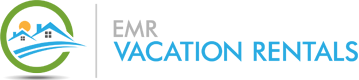 BC Luxury Vacation Homes - EMR Vacation Rentals Logo